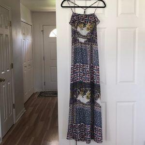 Nine West Summer Maxi Dress